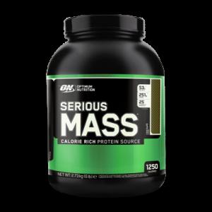 SERIOUS MASS 2,72 KG