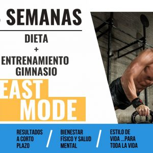 Fit men gym 2.0 (4 semanas)
