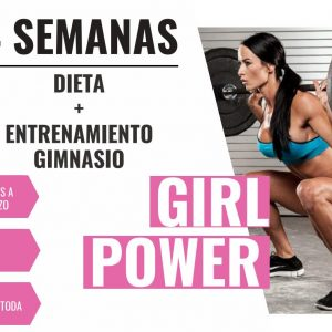 Fit women gym 2.0 (4 semanas)