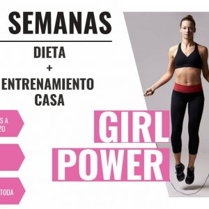 Fit women home 2.0 (4 semanas)